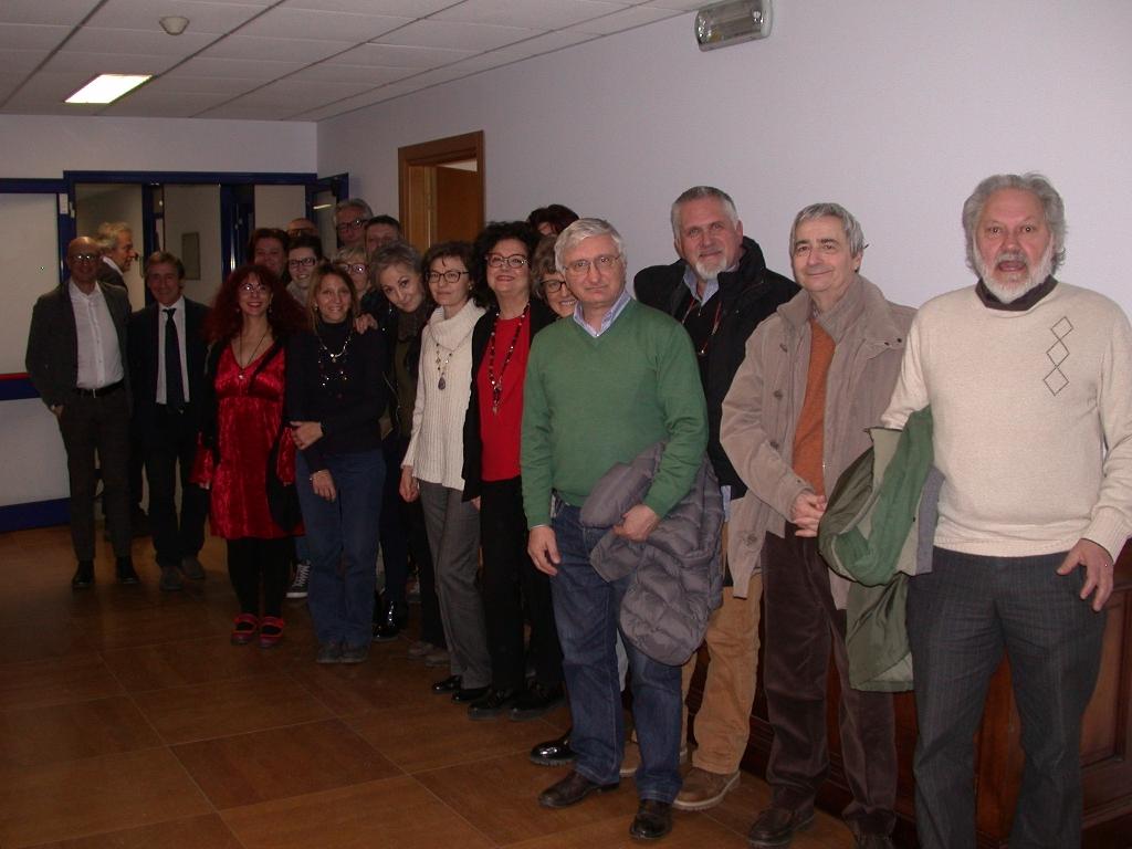 Foto del nono incontro del gruppo di lavoro per la - Porta carlo alberto treviso ...